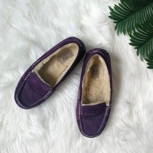 UGG Ansley Moccasin Slippers 8M